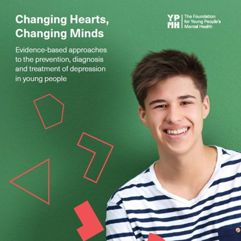Cover of report changing hearts changing minds